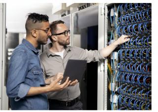 Outsourcing it, Ciberseguridad, Servicio IT